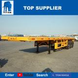 Titan-Fahrzeug - multi Wellen-halb Flachbettschlußteile für Verkauf