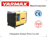 Super Silent дизельный генератор уровень шума 66 Дб