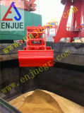 Cubeta de controle remoto hidráulica usada Enjue da garra de Shanghai