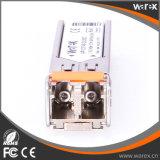 Compatível CWDM 2.5G Transceptor óptico SFP 1570nm 80km com alta qualidade