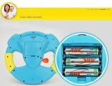 1432226-multi-functie het Intelligente Stuk speelgoed van de Jonge geitjes van het Stuurwiel