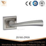 Ручка двери сплава цинка замка рукоятки изготовления селитебная (Z6103-ZR09)
