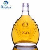 vino Alto-Calificado de la botella de cristal 750ml con la escritura de la etiqueta