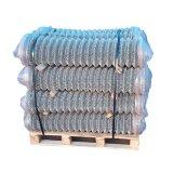 판매를 위한 사용한 체인 연결 메시 담이 공장에 의하여 직류 전기를 통했다