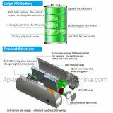4500mAh batterie pour voiture GPS tracker/Personnel/entrepôt avec lampe de poche V20