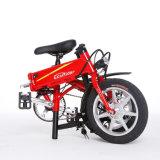 250W faltbares elektrisches Fahrrad, bester Preis-elektrisches Fahrrad