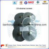 Tela de filtro de óleo Zh1105