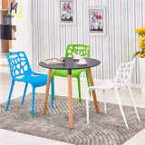 Réplica empilháveis forte moderna sala de jantar Design Hotel Cafe PP cadeira de plástico de jantar