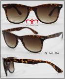 2018 occhiali da sole di plastica di vendita alla moda e caldi (WSP601539)
