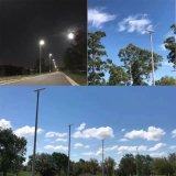 De color blanco de 120W Lámpara de luz solar calle