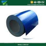 Горячая окунутая гальванизированная сталь свертывает спиралью SPCC SGCC Dx51d для конструкции, PPGI