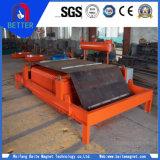 Separatore magnetico a pulizia automatica del ferro di serie di Rcdf di certificazione del Ce per industria miniera/del carbone