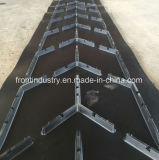 シェブロンの港で使用されるゴム製コンベヤーベルト