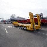 3 as 60 Aanhangwagen Lowbed 3 van de Aanhangwagen 60ton van het Vervoer van de Apparatuur van de Ton de Zware het Lage Bed van Assen voor Verkoop