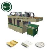 La pulpa de papel automático de Hghy Molde Bandeja de alimentos máquina de formación