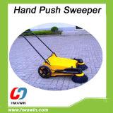 Spazzatrice manuale della strumentazione di pulizia del pavimento di spinta della mano