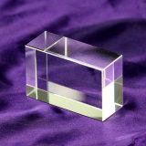 Verschiedene Größen-Form-Kristallwürfel und Kristallblock