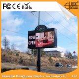 P6 영상 벽 방수 디지털 위원회를 광고하는 옥외 발광 다이오드 표시 임대 풀 컬러