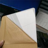 أبيض شفّانيّة بلاستيك شفّاف/أكريليكيّ صفح قطعة حجوم
