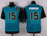 ジャクソンビルブレイクBortlesアレンロビンソンのアイボリーのアメリカン・フットボールのジャージ