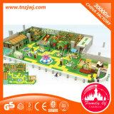 Equipamentos de playground coberto Kids Naughty Castle