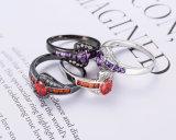 Кольцо женщины способа оптовой продажи ювелирных изделий сплава Handmade
