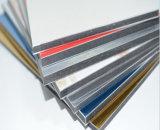 OpenluchtDecoratie van het Gebruik van het Comité van het Aluminium van de Deklaag PVDF de Samengestelde