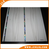 20cm de largeur de rainure de l'eau panneau en PVC pour l'intérieur du panneau de plafond Deocration