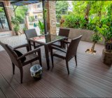 Un style moderne Outdoor Flooing WPC Decking