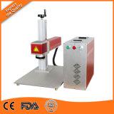 自由な出荷の金属またはファイバーレーザーのマーキング機械またはレーザーの彫版の広く利用されたレーザープリンターによる印刷機械