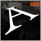 상점을%s 중대한 빛난 마스크 Lit LED 채널 편지