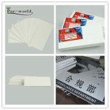 Лист PVC печатание цвета