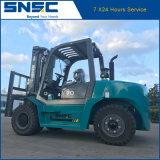 Diesel van Snsc 7ton Vorkheftruck met de Motor van China voor Verkoop