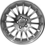 市場車車輪の後の18inchは合金の車輪に縁を付ける