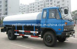 15000liters Dongfeng 4X2 포좌 물 트럭