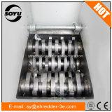 Shredder plástico pequeno do frasco do animal de estimação/frasco plástico que esmaga o preço da máquina