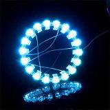 Occhi eleganti popolari di angelo del fiore di loto LED con la funzione cambiante di grado chiaro