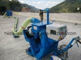 具体的な路面のショットブラストのクリーニング機械