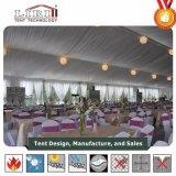Tienda de campaña del partido para la venta de andamio ajustable de la etapa de cristal de boda tienda
