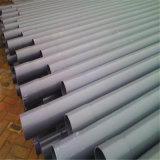 Pipe en plastique, pipe de PVC, tube en plastique, pipe industrielle