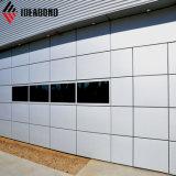Comitato di alluminio composito del rivestimento d'argento per la decorazione della parete di Exteior (AF-408)