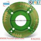 Teflon Groene PCB van PCB van het Aluminium van het Warmtegeleidingsvermogen van PCB van de Olie Hoge Fr4