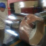 Z40 a ridé la bobine en acier galvanisée plongée chaude en métal de tôle d'acier