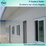 Structure d'acciaio Construction House Design per il campo di lavoro