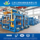 machine à fabriquer des briques de ciment hydraulique entièrement automatique (QT6-15)