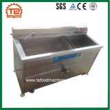 Wurzelgemüse-Waschmaschine