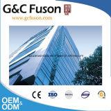 외벽 디자인 또는 알루미늄 외벽 단면도 또는 외벽 시스템