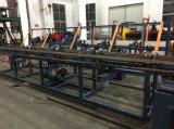 Máquina de corte de carga automática de tubo quadrado