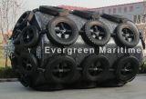 Van de fabriek van de Prijs de Altijdgroene EVA Schuim Gevulde Stootkussens van Qingdao