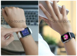 Вахта Bluetooth Wristwatch спорта экрана касания франтовской с камерой Q7